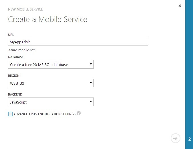 NewMobileService